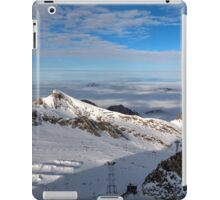Winter on Kitzsteinhorn 27 iPad Case/Skin