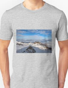 Winter on Kitzsteinhorn 28 T-Shirt