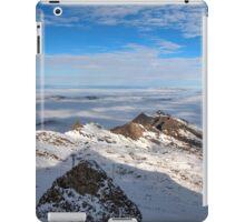 Winter on Kitzsteinhorn 28 iPad Case/Skin