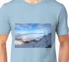 Winter on Kitzsteinhorn 30 Unisex T-Shirt