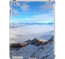 Winter on Kitzsteinhorn 30 iPad Case/Skin