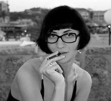 Smokey Audrey  by MissAudrey