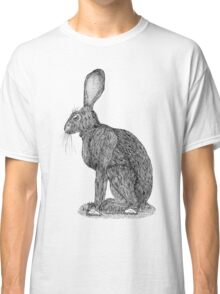 Sitting Rabbit Classic T-Shirt