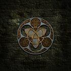 Celtic Shield by Packrat