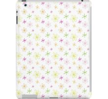 Daisies and stars iPad Case/Skin
