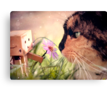 Flower For You, Miss Canvas Print