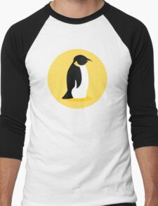 Emperor Penguin Men's Baseball ¾ T-Shirt
