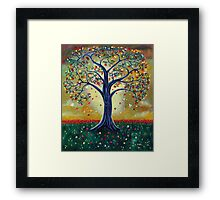 'The Giving Tree' (Dedicated to Shel Silverstein) Framed Print
