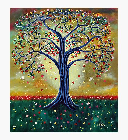 'The Giving Tree' (Dedicated to Shel Silverstein) Photographic Print