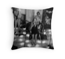 Let's Hear It For The Boy! Throw Pillow