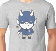 Devil Mascot Chibi Cartoon Unisex T-Shirt