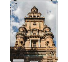 Plaza de España, Sevilla, Spain  iPad Case/Skin