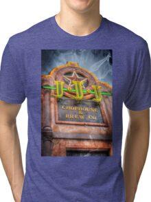 Triple J Chophouse & Brew Company Tri-blend T-Shirt