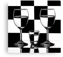 The Chess Canvas Print