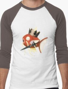 The King Magikarp Men's Baseball ¾ T-Shirt