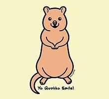 Ya Quokka Smile by zoel