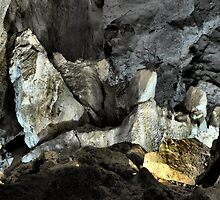 Carlsbad Caverns Detail 4 by Stephen Vecchiotti