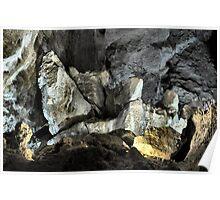 Carlsbad Caverns Detail 4 Poster