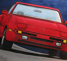 1984 Porsche 944 by gaylecaldwell88