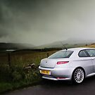 """""""It's always summer in an Alfa Romeo"""" by weecoughimages"""
