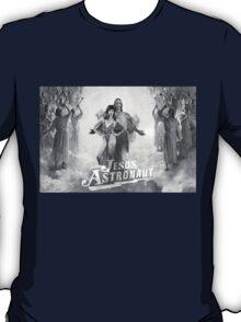 JESUS ASTRONAUT LADIES MAN T-Shirt