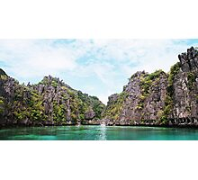 el nido Photographic Print