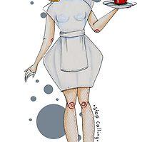 Lady Gaga by GirlParts