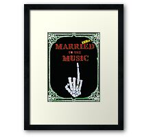 SHINee - Married To The Music Framed Print