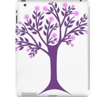 Blossoms tree iPad Case/Skin