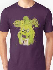 Splatoon Inspired: Squid or Kid T-Shirt