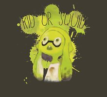 Splatoon Inspired: Squid or Kid T-Shirt
