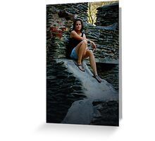 Harpers Ferry Church Greeting Card