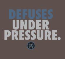 Counter-Strike: Defuses Under Pressure by wearz