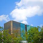 Modern building by Dfilyagin