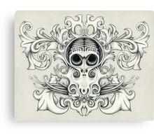 Sugar Squid Canvas Print
