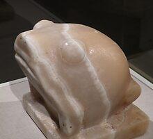 Heqat {the Frog Goddess~ 2950 BCE} by WonderlandGlass