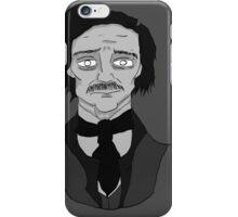 Edgar Allan Poe. iPhone Case/Skin