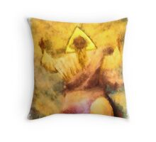 God by Pierre Blanchard Throw Pillow