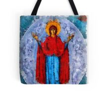 Mary by Pierre Blanchard Tote Bag
