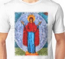 Mary by Pierre Blanchard Unisex T-Shirt