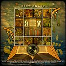 Dictionary... or my cabinets of wonder. by egold