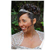 The blushing bride... Poster