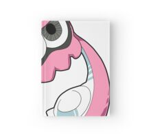 Splatoon - Pink Inkling Squid Hardcover Journal