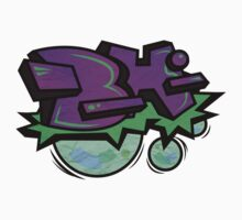 Purp Tag by Black Herb Stickers
