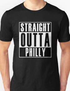 Straight Outta Philly T-Shirt