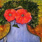 flower woman! by agnès trachet