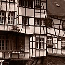 building art - Monschau by DKphotoart