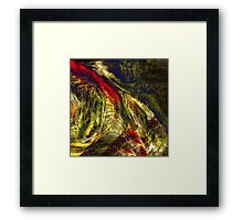 The Pheasant Hunt Framed Print
