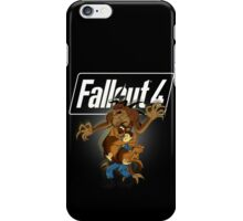Fallout 4 (Scooby doo style) iPhone Case/Skin