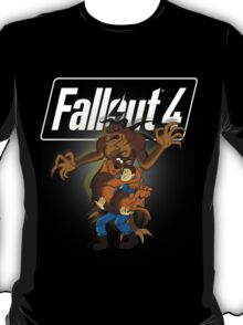 Fallout 4 (Scooby doo style) T-Shirt